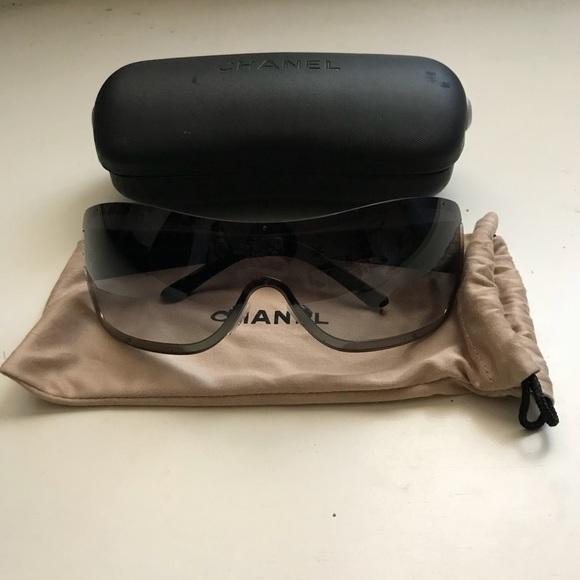 e06101ccc417 CHANEL Accessories - Chanel 4126 Shield Sunglasses